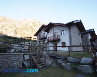 Residence Villaggio delle Alpi - Pré-Saint-Didier - Building