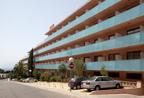 H·top Molinos Park - Salou - Building