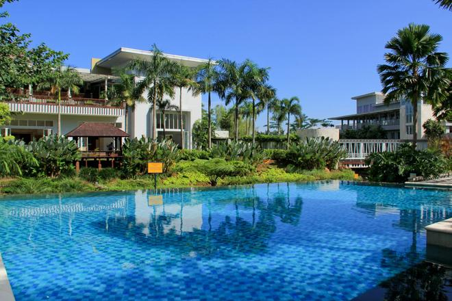 Aston Bogor Hotel and Resort - Bogor - Uima-allas