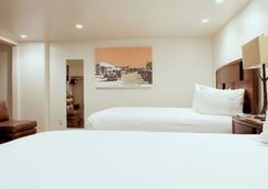 The Iron Horse Inn - Cottonwood - Bedroom