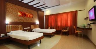 Hotel Weshtern Park - מדוראי - חדר שינה