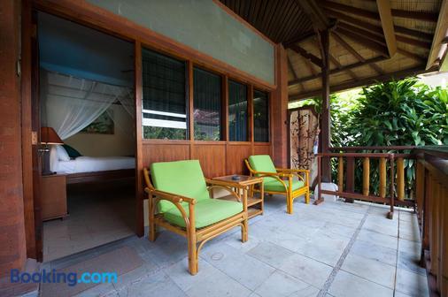 Pondok Agung Bed & Breakfast - South Kuta - Balcony