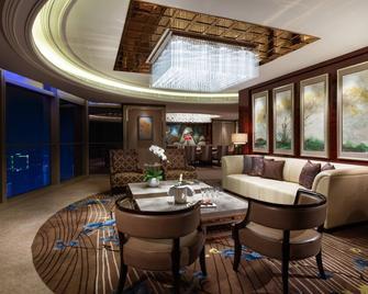 Changzhou Marriott Hotel - Changzhou - Sala de estar