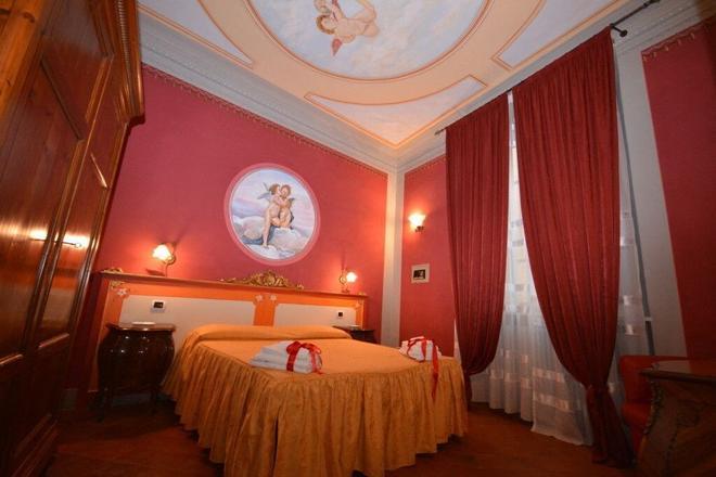 Antica Residenza del Gallo - Lucca - Κρεβατοκάμαρα