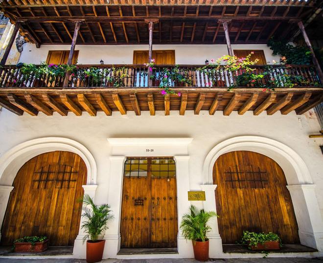 Alfiz Hotel Boutique - Cartagena - Building