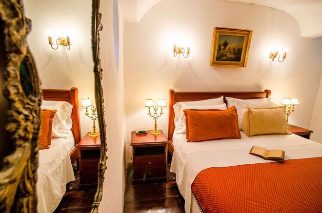 Alfiz Hotel Boutique - Cartagena - Bedroom