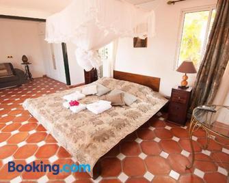Kristal'Inn Cottage Caraibe - Capesterre-de-Marie-Galante - Bedroom