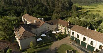 Hotel Spa Relais & Chateaux A Quinta da Auga - Santiago de Compostela - Building