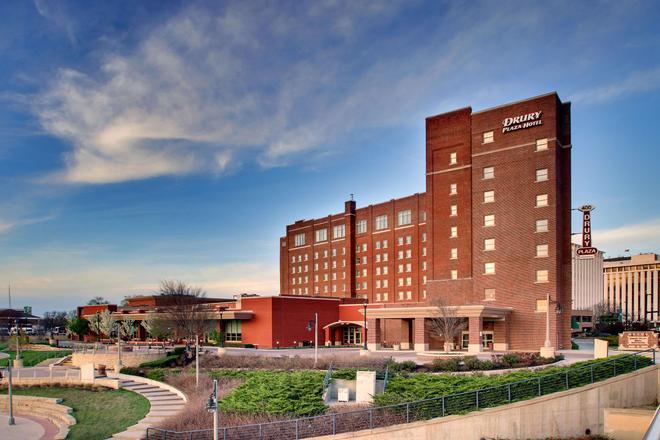 Drury Plaza Hotel Broadview Wichita - Wichita - Toà nhà