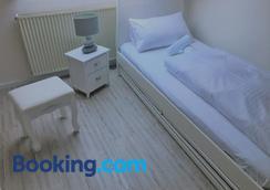 Mybrand Hostel Hamburg Volksdorf - Гамбург - Спальня