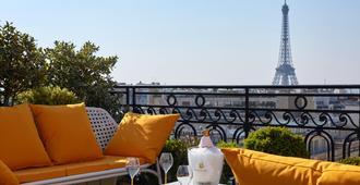 拉斐爾酒店 - 巴黎 - 巴黎 - 陽台