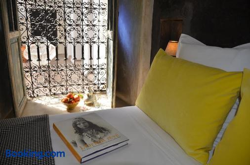 巴博54號庭院旅館 - 馬拉喀什 - 臥室