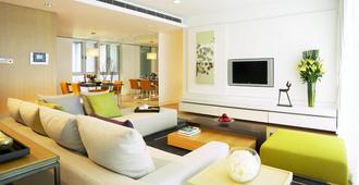 Fraser Suites Top Glory Shanghai - Thượng Hải - Phòng khách