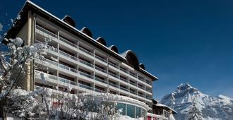 Hotel Waldegg - Engelberg - Edifício