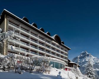 Hotel Waldegg - Engelberg - Building