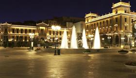 Athenaeum Intercontinental - Αθήνα - Κτίριο
