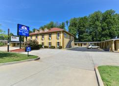 Americas Best Value Inn Stone Mountain Atlanta E - Stone Mountain - Building