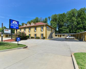 Americas Best Value Inn Stone Mountain Atlanta E - Stone Mountain - Edificio