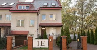 Anton House - Varsavia - Edificio