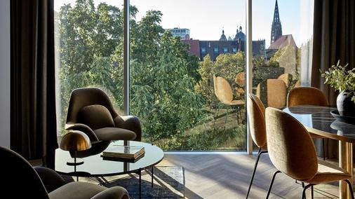 Mauritzhof Hotel Münster - Münster - Living room