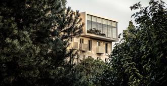 明斯特曼瑞茲霍夫酒店 - 蒙斯特 - 建築