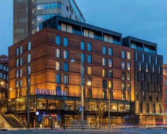 Hotel Riverton - Göteborg - Byggnad