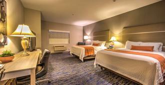 Best Western Plus Media Center Inn & Suites - Μπέρμπανκ