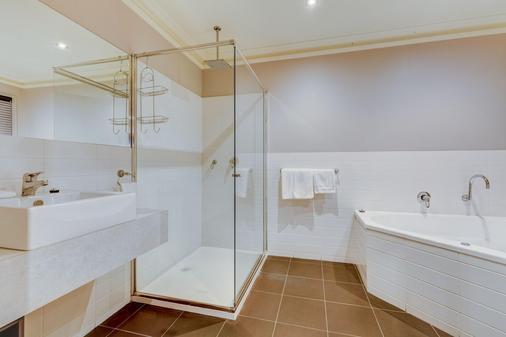 Seymours On Lydiard - Ballarat - Phòng tắm