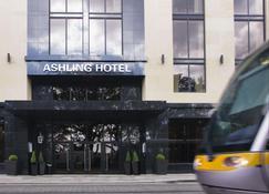 Ashling Hotel Dublin - Dublín - Entrada del hotel