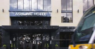 都柏林阿什林酒店 - 都柏林 - 都柏林 - 飯店入口