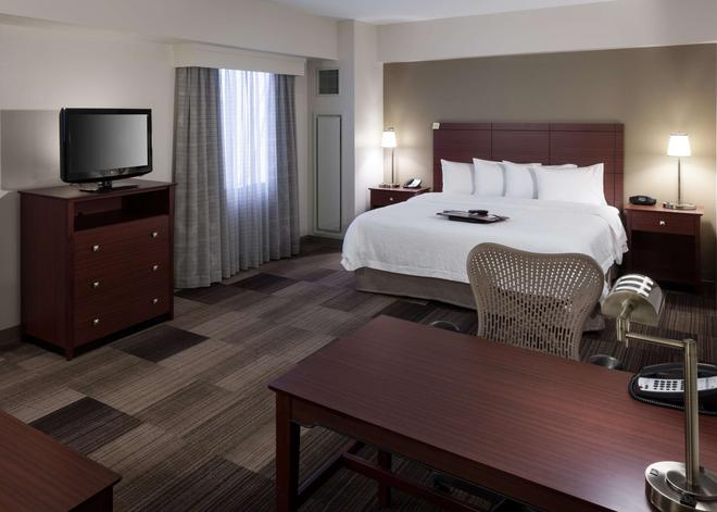 Hampton Inn & Suites Boise-Downtown - Boise - Makuuhuone