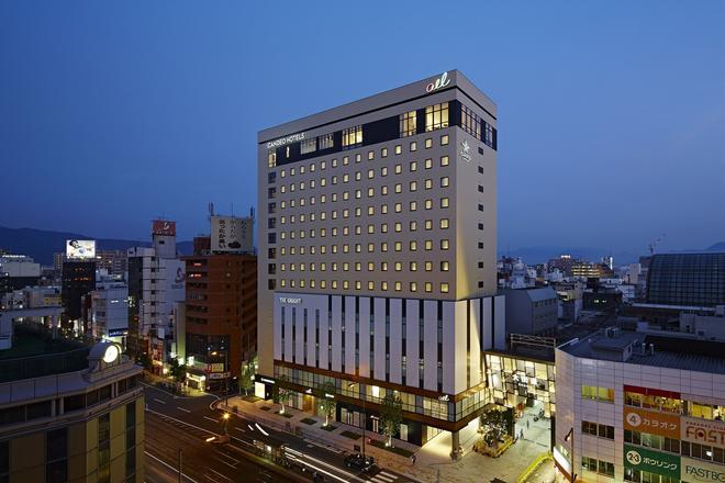 Candeo Hotels Matsuyama Okaido - Matsuyama - Rakennus