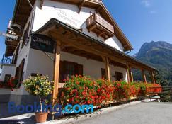 Garni Alpenrose - Grusaida - Scuol - Κτίριο
