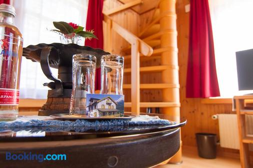 Garni Alpenrose - Grusaida - Scuol - Bathroom