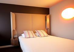 Hôtel Campanile Clermont-Ferrand Sud - Aubières - Aubière - Schlafzimmer