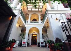 Flower Yard Inn Xiamen Gulangyu Anhai Garden Branch - Xiamen - Edificio