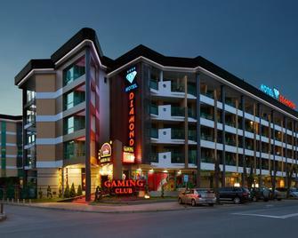 Diamond Hotel - Nesebar - Building