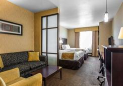 Comfort Suites Near City of Industry - Los Angeles - La Puente - Schlafzimmer