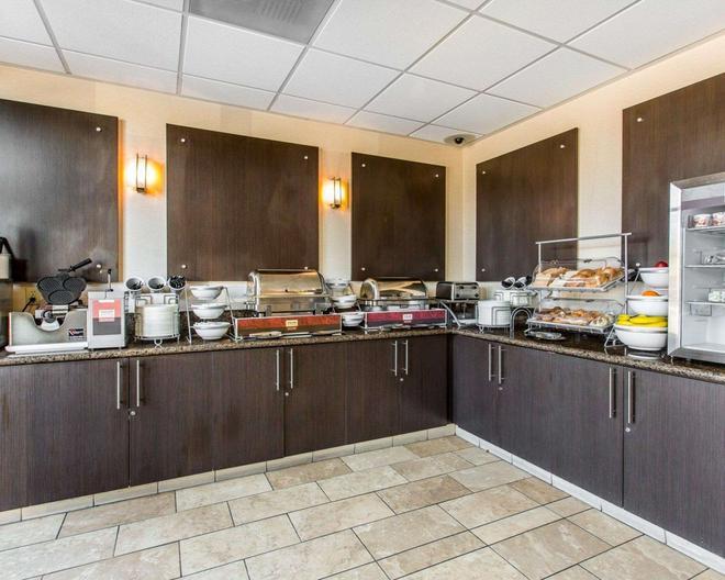 Comfort Suites Near City of Industry - Los Angeles - La Puente - Buffet
