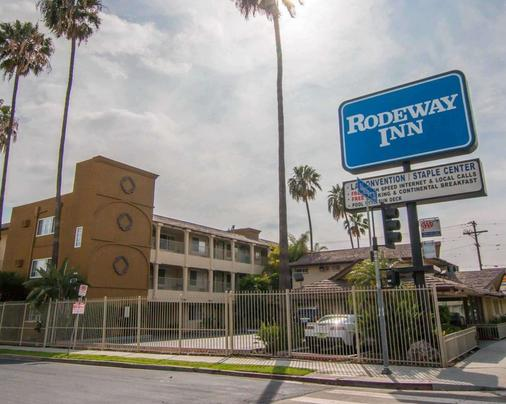 Rodeway Inn Convention Center - Λος Άντζελες - Κτίριο