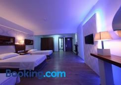 Hotel Baylan- Basmane - İzmir - Yatak Odası