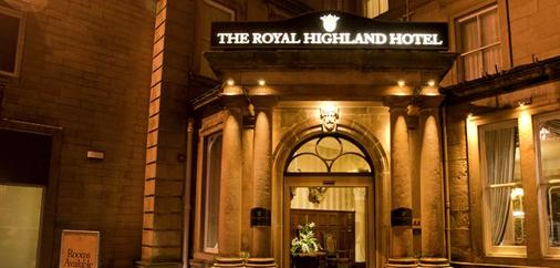 The Royal Highland Hotel - Inverness - Κτίριο