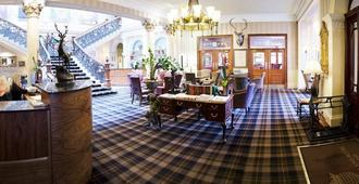 The Royal Highland Hotel - Inverness - Restaurante