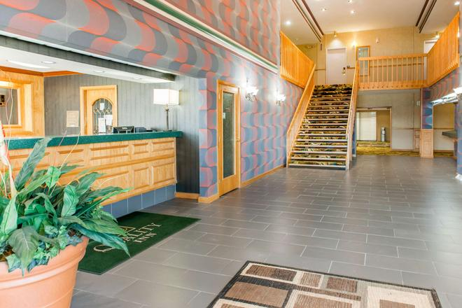 Quality Inn Seymour I-65 - Seymour - Lobby