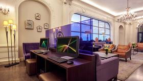 Holiday Inn Paris - Gare de Lyon Bastille - París - Sala de estar