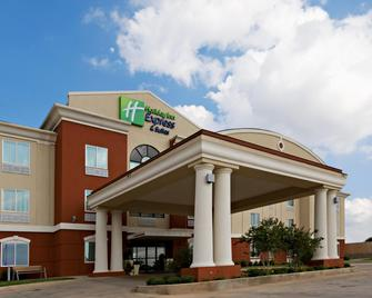Holiday Inn Express & Suites Snyder - Snyder - Building