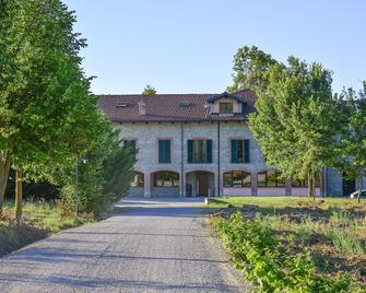 Tenuta Larenzania - Dogliani - Building