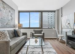 Bluebird Suites near the Path - Jersey City - Sala de estar