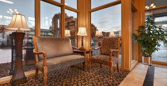 Best Western Plaza Inn - Pigeon Forge - Sala de estar
