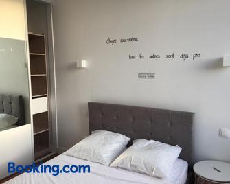 Magnifique et lumineux appartement au coeur du Sancy - Saint-Nectaire - Bedroom